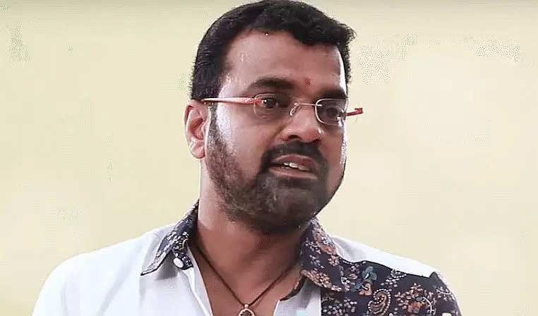நடிகர் தாடி பாலாஜி