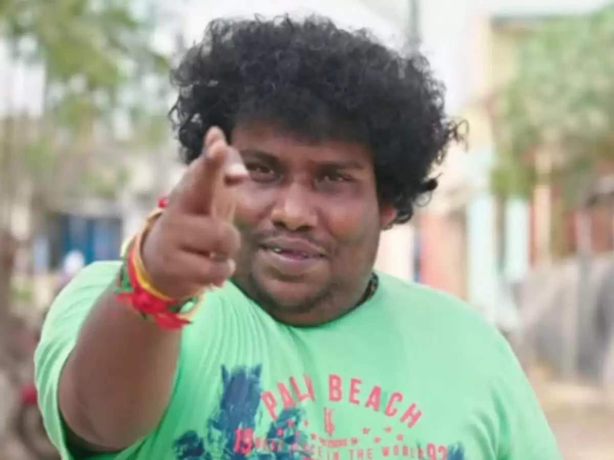 யோகி பாபு