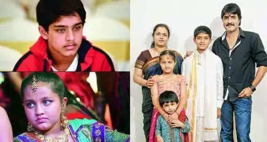 நடிகை ஸ்ரீகாந்த் மற்றும் சிவரஞ்சினி