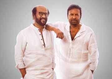 ரஜினிகாந்த் மற்றும் மோகன் பாபு