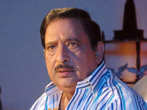 நடிகர் சந்திரமோகன்
