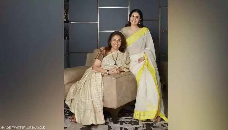 ரேவதி மற்றும் கஜோல்