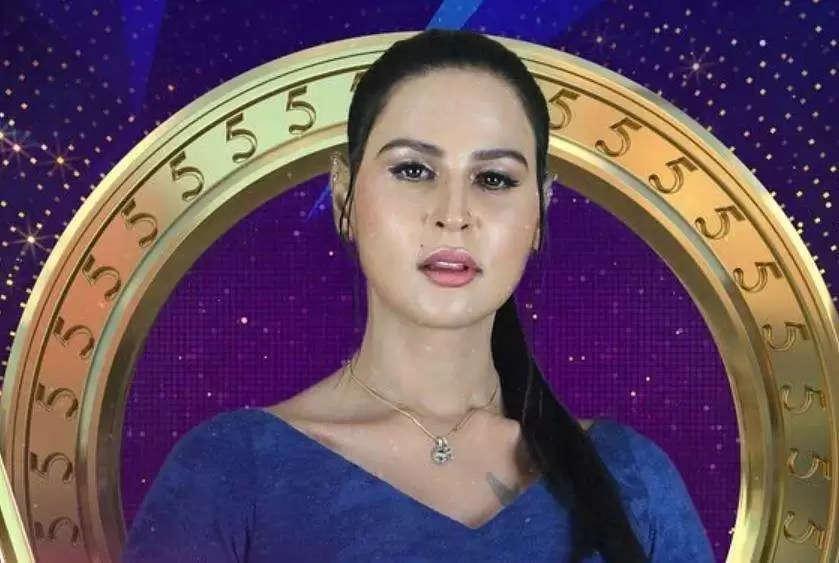 பிக்பாஸ் நமீதா மாரிமுத்து