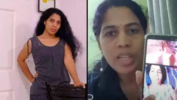நடிகை ரம்யா சுரேஷ்