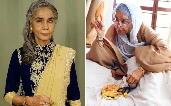 நடிகை சுரேகா சிக்ரி