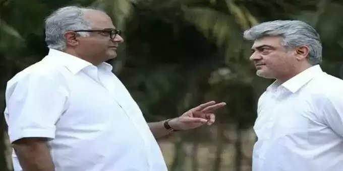 போனி கபூர் மற்றும் அஜித்