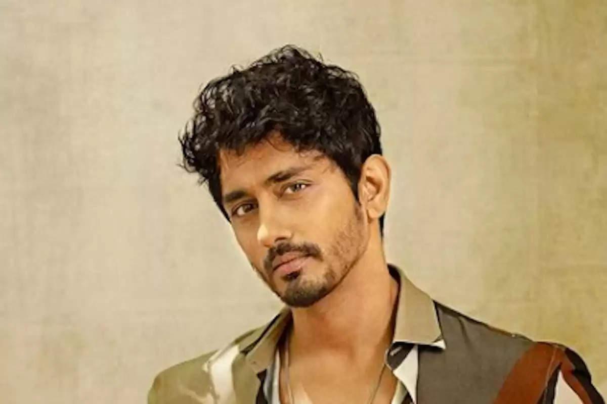 நடிகர் சித்தார்த்