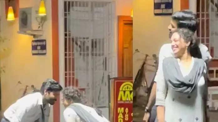 தனுஷ் மற்றும் நித்யா மேனன்