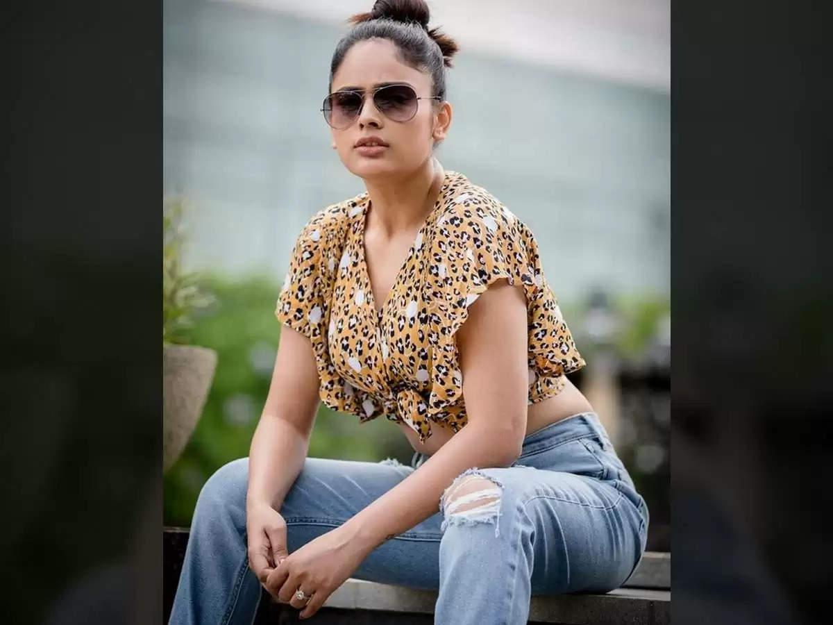 நடிகை நந்திதா ஸ்வேதா