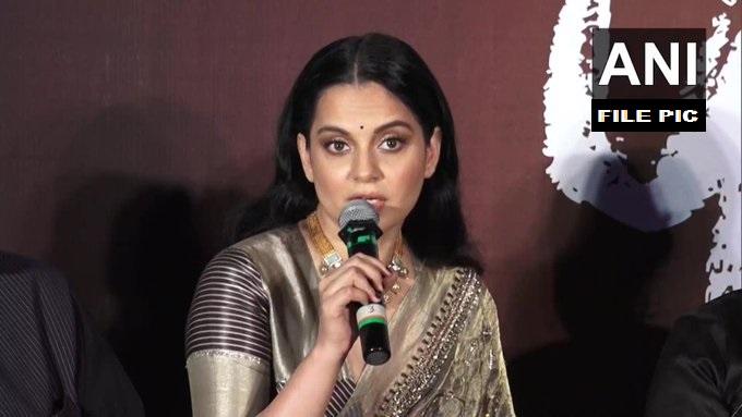 நடிகை கங்கனா ரணாவத்