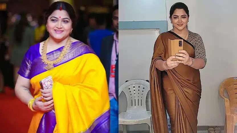 திரைப்பட நடிகை குஷ்பு