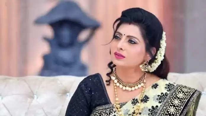 நடிகை ப்ரியா ராமன்