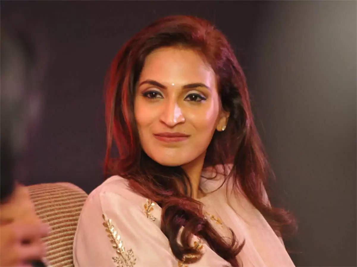 ஐஸ்வர்யா ரஜினிகாந்த்