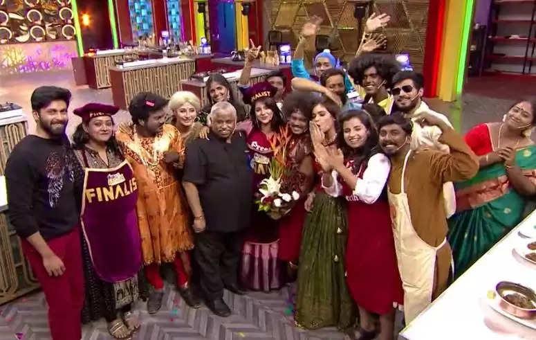 குக் வித் கோமாளி சீசன் 2