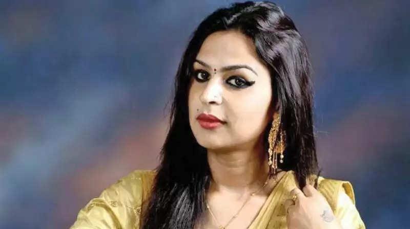 நமீதா மாரிமுத்து